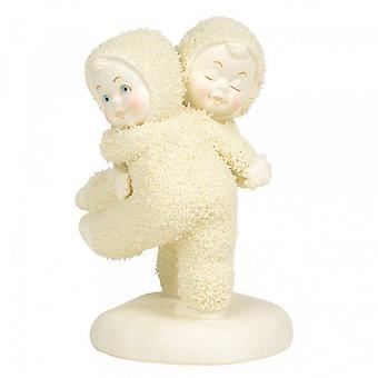Snowbabies Forever Dancing Figurine