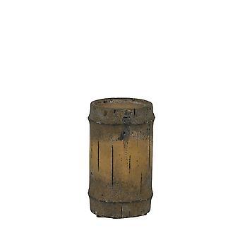 Light & Living Tea Light Holder 9x15cm - Casicas Natural