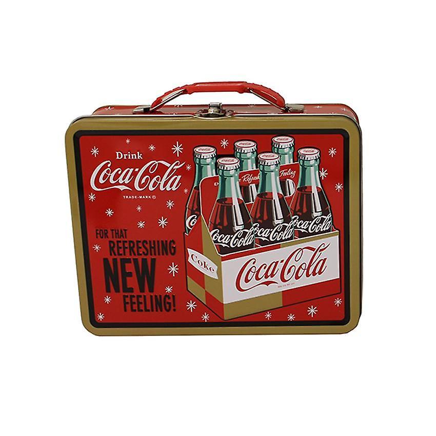كوكا كولا & اقتباس منعش & كبير تحمل كل القصدير