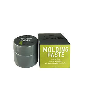 Johnny b hair molding flexible paste 3 oz jar
