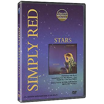 Classic Albums - Simply Red: Stars (1991) DVD