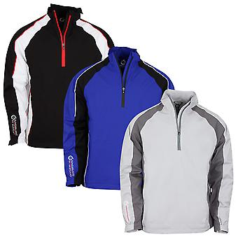 Sunderland Mens Golf Vancouver Pro 1/2 Zip Waterproof Weather Pullover