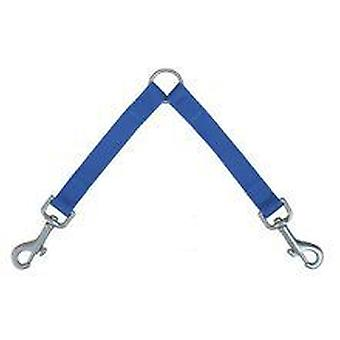 Freedog Marksman Duo Nylon Blue 10x28cm (Dogs , Collars, Leads and Harnesses , Leads)