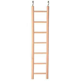 Trixie Wooden Ladder for budgies and canaries 7 rungs/32 Cm.