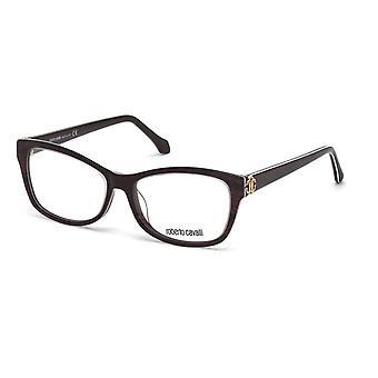 Roberto Cavalli Badia RC5013 050 Dark Brown Glasses