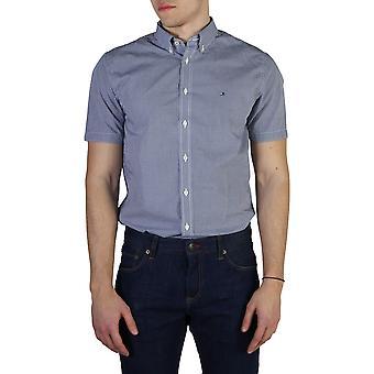 Tommy Hilfiger Original Men Spring/Summer Shirt - Blue Color 40688