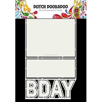 الهولندية Doobadoo بطاقة الهولندية الفن B-يوم A4 470.713.698