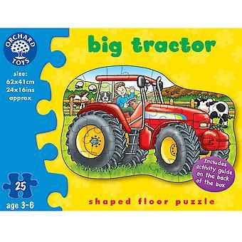Grand tracteur jigsaw