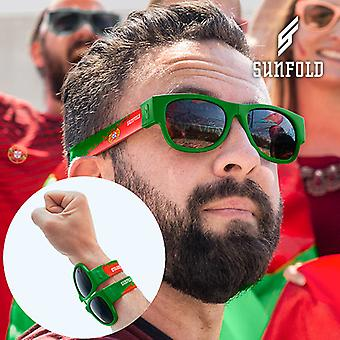 Sunfold Portugal Roll-Up Óculos de sol