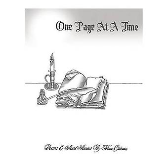 One Page at a Time  2nd Edition by Gibson & Tina
