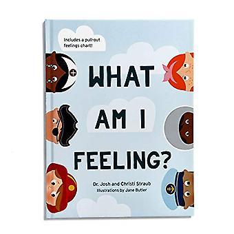 What Am I Feeling? by Dr. Josh Straub - 9781535938181 Book