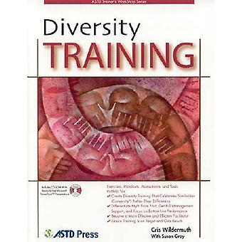 Diversity Training by Cris Wildermuth - 9781562863722 Book