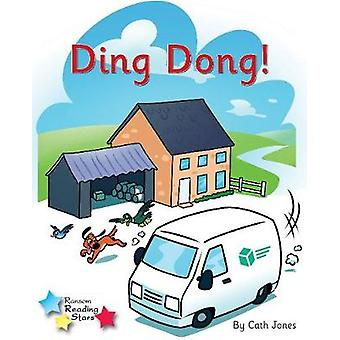 Ding Dong! - Phonics Phase 3 - 9781785919091 Book