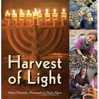 Harvest of Light by Allison Ofanansky - 9780822573890 Book