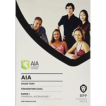 AIA 1 Financial Accounting 1