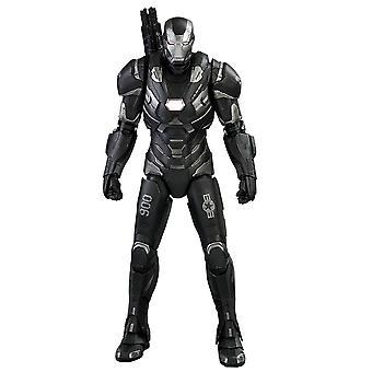 """Avengers 4 Endgame War Machine Diecast 12"""" Figura de Ação"""