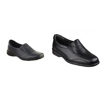 Amblers Merton Ladies Slip-On Shoe / Womens Shoes