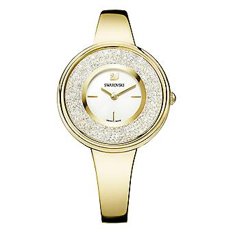 Swarovski 5269253 Crystalline for Gold Plated Analog Ladies Watch
