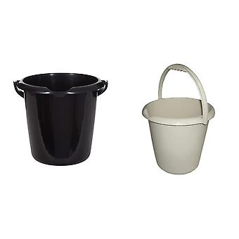 Whitefurze 10L Bucket
