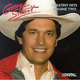 George Strait - George Strait: Vol. 2-Greatest Hits [CD] USA import
