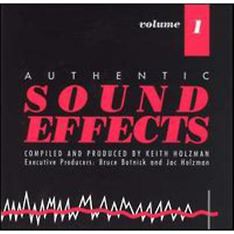 Sound Effects - Vol. 1 [CD] USA import