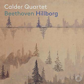 Beethoven & Hillborg [SACD] USA import