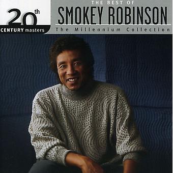 Smokey Robinson - Best of Smokey Robinson-Millen [CD] USA import