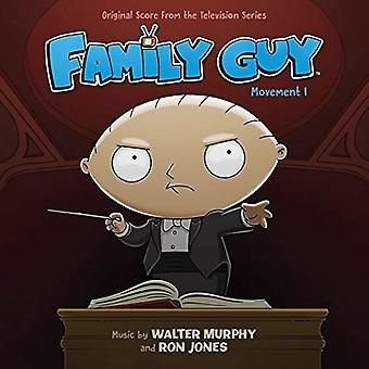 Family Guy - Movement 1 / O.S.T. - Family Guy - Movement 1 / O.S.T. [CD] USA import