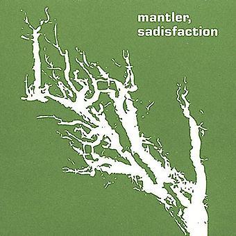 Mantler - Sadisfaction [CD] USA import