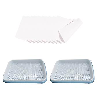YANGFAN Sprouts Bean Sprouts Vegetable Seedling Planting Tray