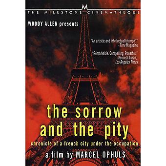 Sorrow & the Pity [DVD] USA import