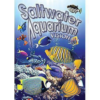 Saltwater Aquarium Vision [DVD] USA import