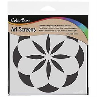 Clearsnap ColorBox شاشات الفن القطن