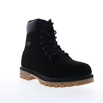 Lugz Empire HI Fleece WR  Mens Black Casual Dress Boots