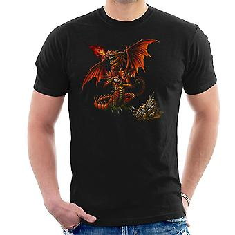 Alchemy theotholax Draconis mænd ' s T-shirt