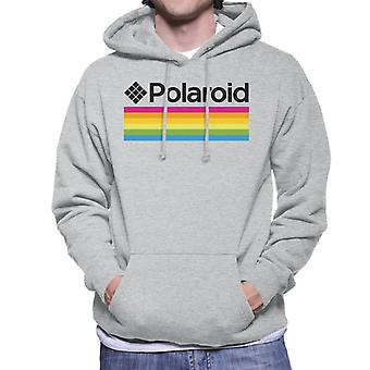 Polaroid Logo Men's Kapuzen Sweatshirt
