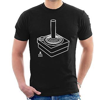 Atari 2600 Joystick Konsept Kunst Menn's T-skjorte