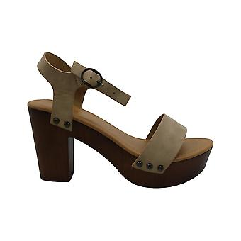 Madden Girl Womens Lifft Open Toe Casual Ankle Strap Sandals