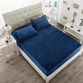 Moale confortabil îngroșat pat cald saltea capac de protecție și șosecună de pernă - elastic