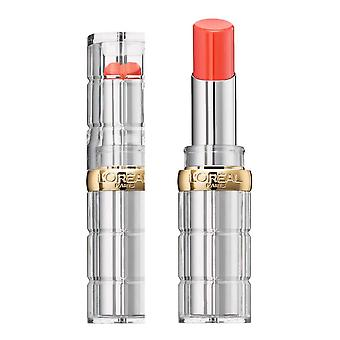 L'Oreal Colour Riche Shine Lipstick -  High On Craze 245