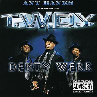 Ant Banks & T.W.D.Y. - Derty Werk [CD] USA import