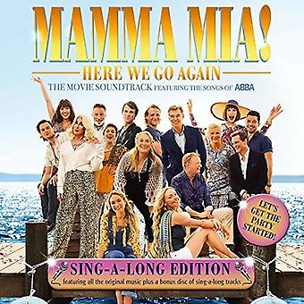 Mama Mia Here We Go Again: Canta Along Ed / O.S.T. - Mama Mia Here We Go Again: Sing Along Ed / O.S.T. [CD] USA import