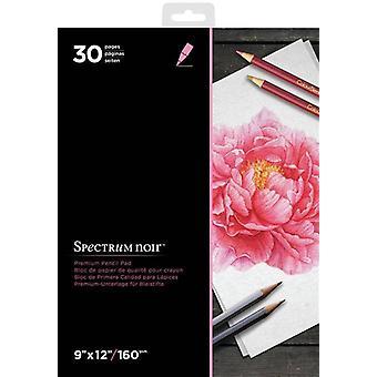 Spectrum Noir Spectrum Noir 9x12 Tums Premium Penna Papper Pad