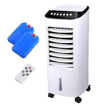 YesHom 65W Evaporative Air Cooler Energy Saving Fan Humidifier with Remote Control Ice Boxes Indoor Home Office Dorms
