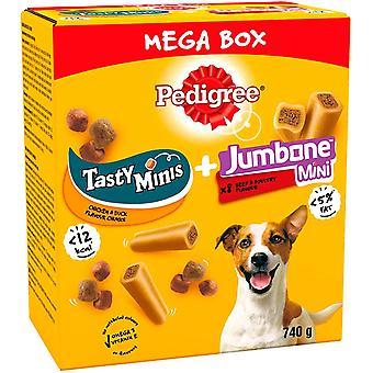 Pedigree Tasty Minis & Jumbone Small Mega Box