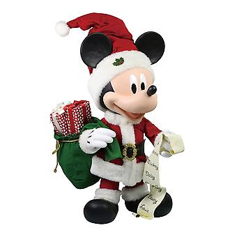 Disney Merry Mickey Large Statue Collectible