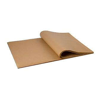 200PCS Silikon Öl Backen Pergament Papier natürliche Farbe 30x40cm