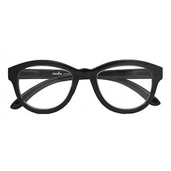 Leesbril Vrouwen Madonna Zwarte Sterkte +2.00