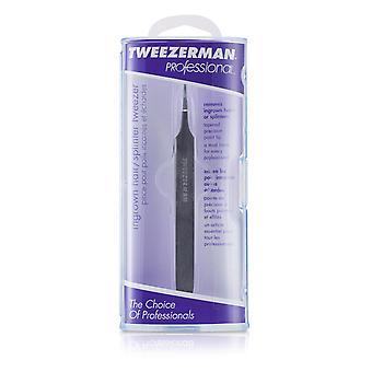 Professionellt rostfritt stål inåtväxande hår/ flispincett 144454 -