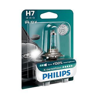 ampoule H7 X-tremevision 55 W en blister chacun
